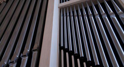 Østerhåb Kirke – Nyt orgel