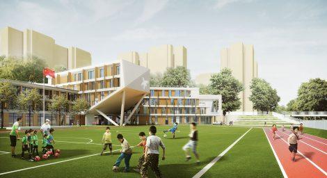 Chengdu – skole